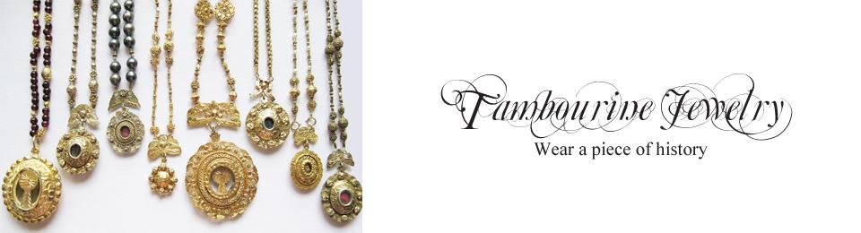 Tambourine Jewelry