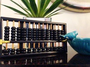 My Dad's old abacus